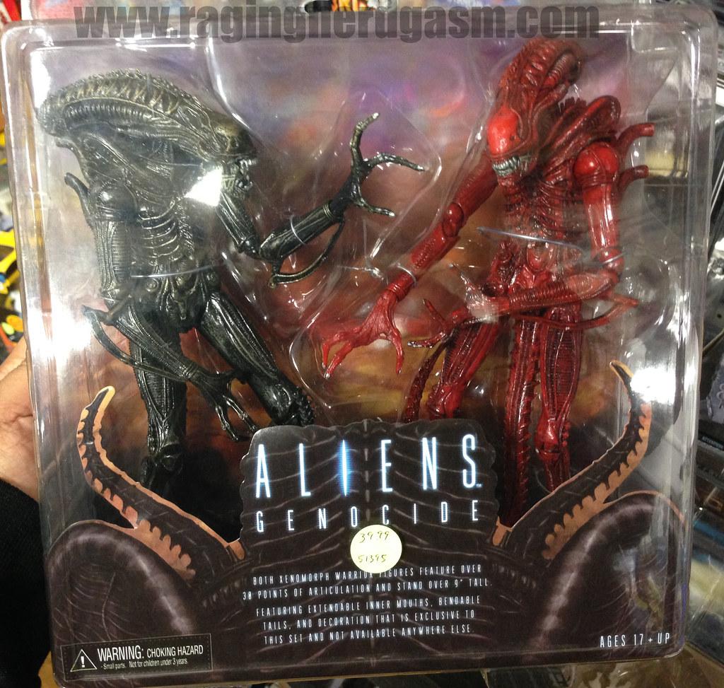 NECA Aliens Genocide