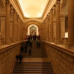 Stairs in MET