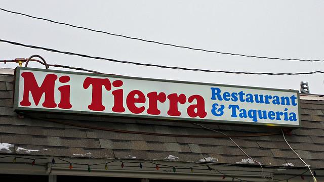 Mi Tierra Restaurant & Taqueria in Des Moines, Iowa