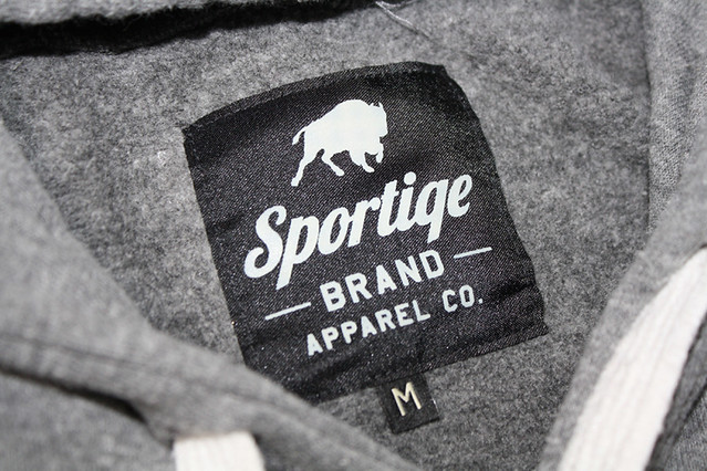 Authentic Sportiqe Brand Apparel Company Patch