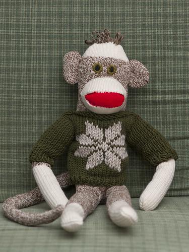 sadhanas monkey
