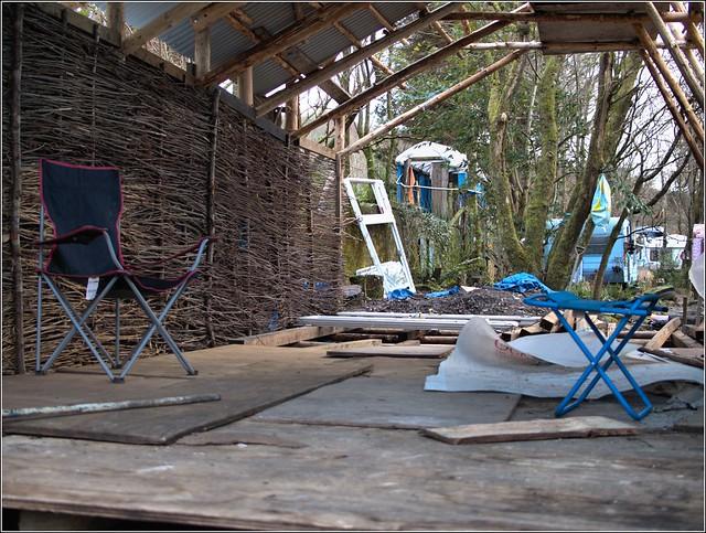 Faslane Peace Camp