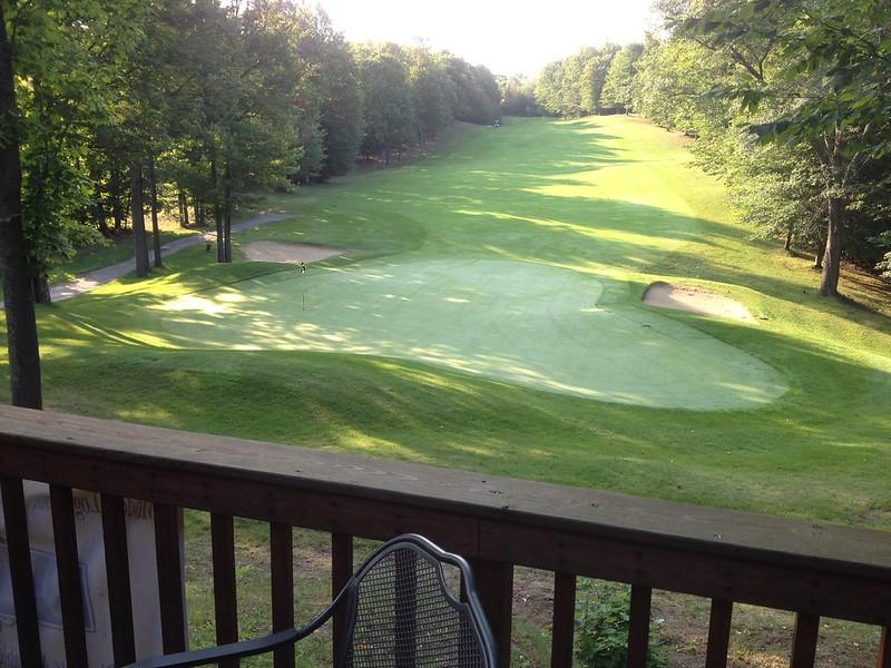 McCau Rear Deck View of 15th