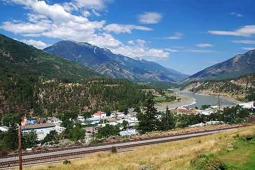 Lytton, Gold Country, Thompson Nicola, British Columbia, Canada