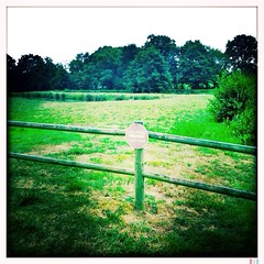 NO entry #france #normandie #nature