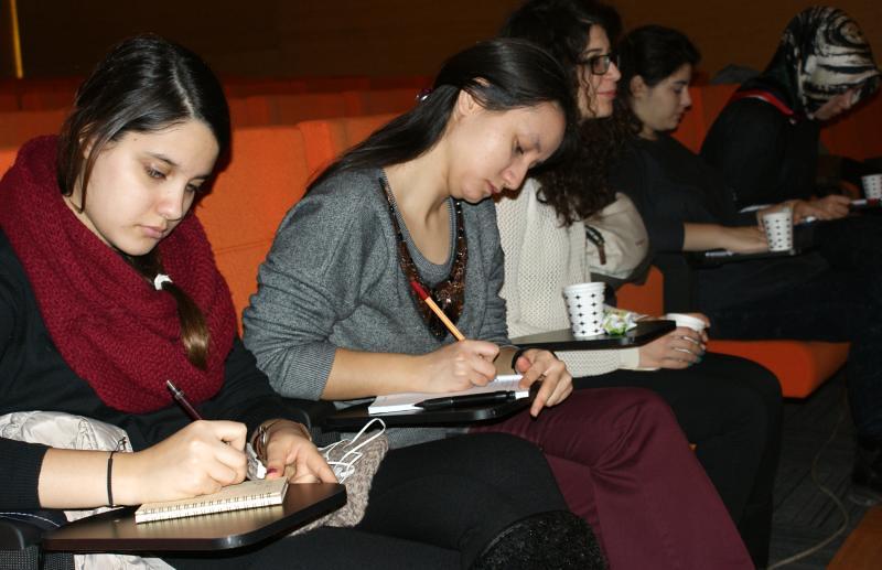 Üsküdar Üniversitesi Gönüllü Mentorler yetiştiriyor 2