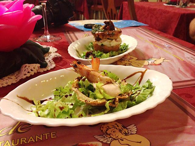 Tapas at Delicias de Ángeles, Puerto de la Cruz