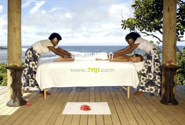 斐济娜妹儿度假酒店(Namale The Fiji Islands Resort & Spa)水疗护理