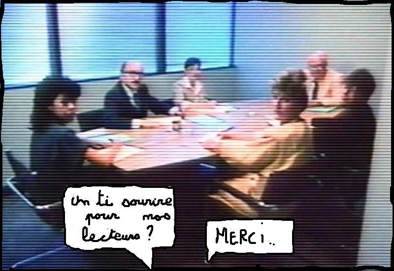 Chouquette du jeudi 30 janvier chouquette num ro 50 fanfare a la gueule du ch 39 valfanfare - Elle se branle au bureau ...