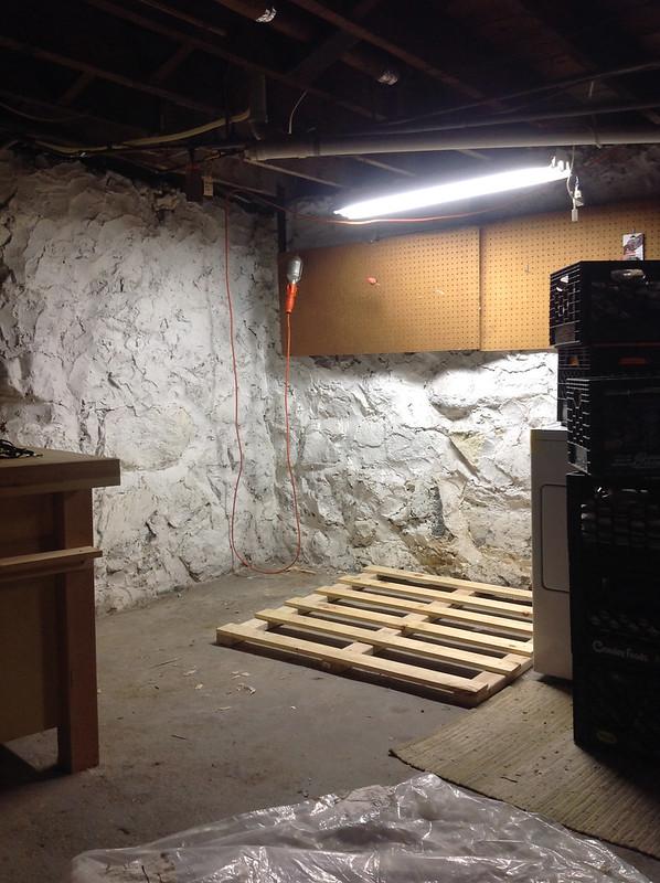 Basement Shop --