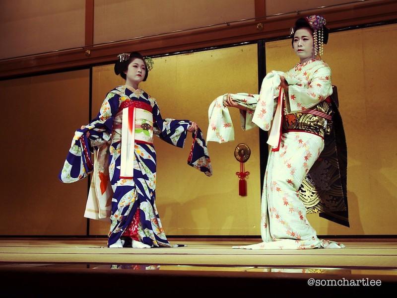 Kyomai_Kyoto style dance