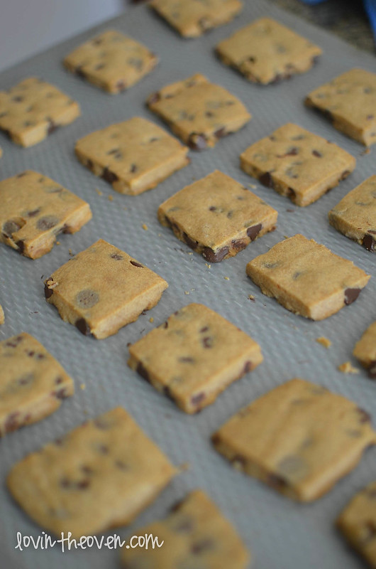 Espresso Chocolate Chip Shortbread Cookies - Lovin' From ...