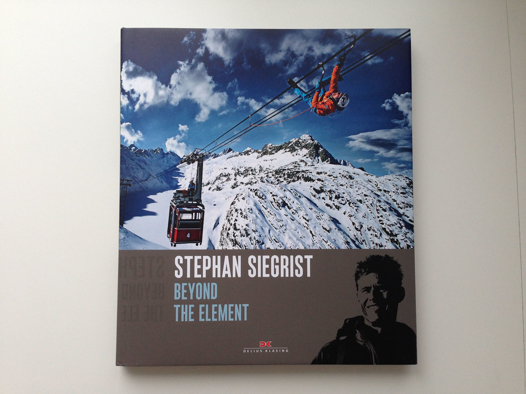 Stephan Siegrist Beyond The Element