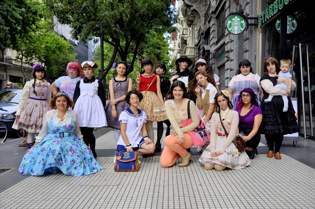 Tea Party de Bienvenida