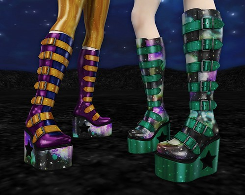 supernova boots