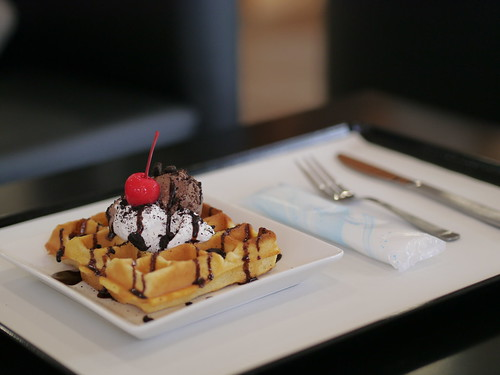 waffle+カフェBEANs 東京都福生市