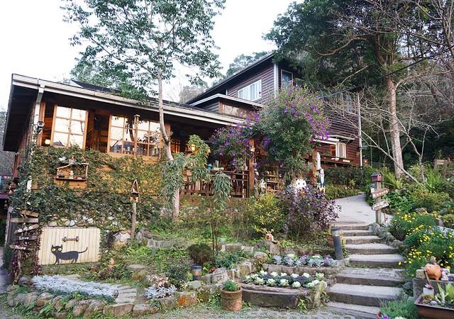 小屋-南庄橄榄树户外咖啡