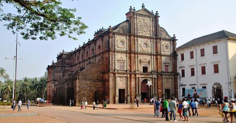 84 Visita a San Francisco Javier en Goa (1)