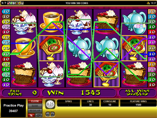 Mad Hatters Bonus Game