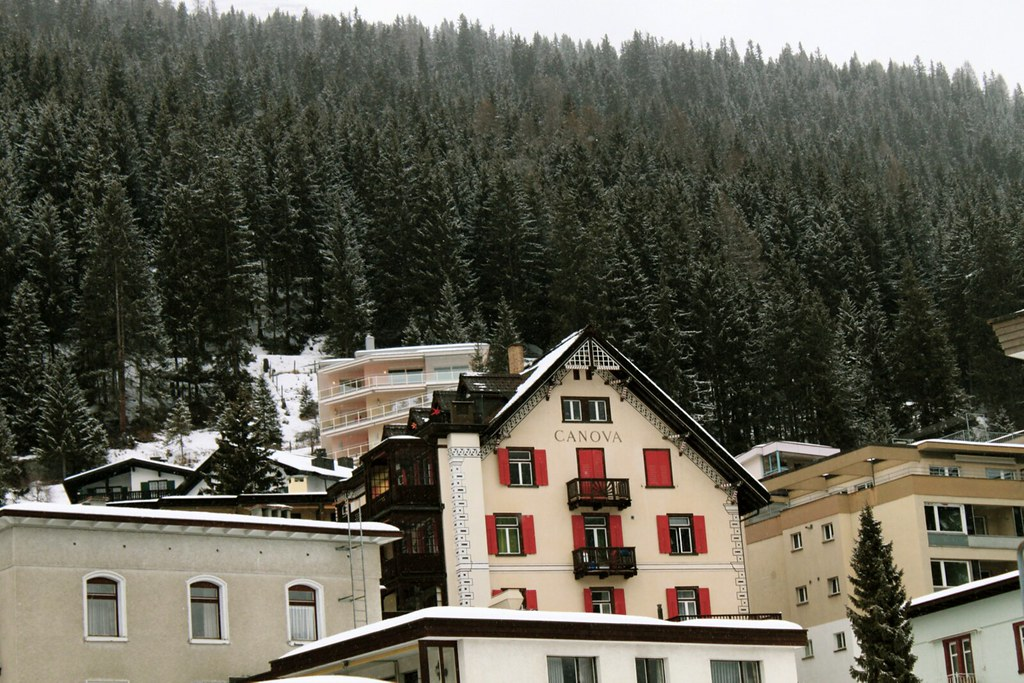 For WEF attendees, renting a Swiss chalet in Davos seems to be a good option. But a chalet could be purchased for the amount of money they spend in a week.