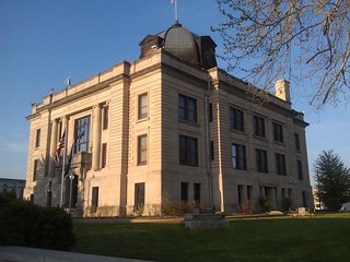 Owen County Courthouse- Spencer IN (3)