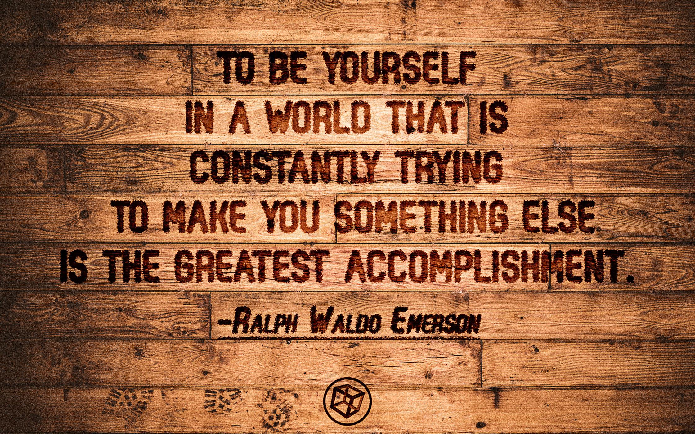 sei te stesso