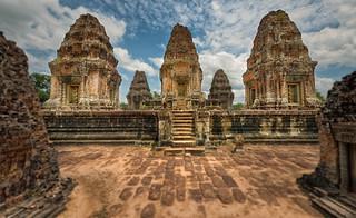 Eastern Mebon Temple