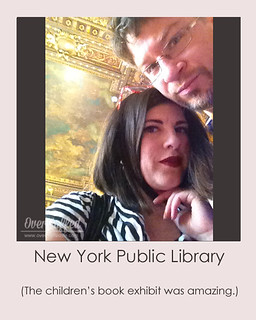 NYC Selfie New York Public Library