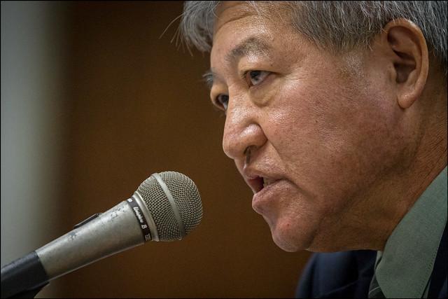 Honolulu Prosecuting Attorney Keith Kaneshiro