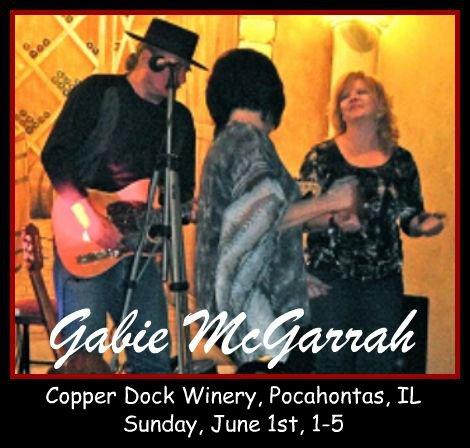 Gabie McGarrah 6-1-14