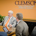 Salesforce.com executives visit Clemson's College of Business and Behavioral Science