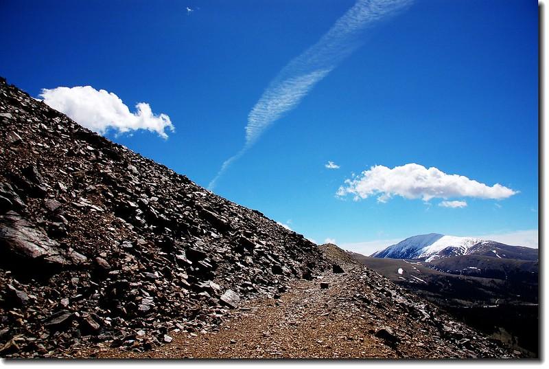 Hoosier Pass Loop Trail 2