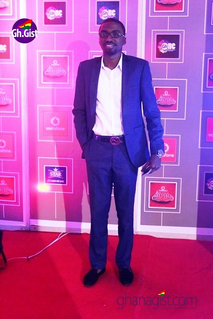 Jay Foley at Ghana Music Awards 2014