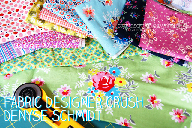 Denyse Schmidt fabric crush