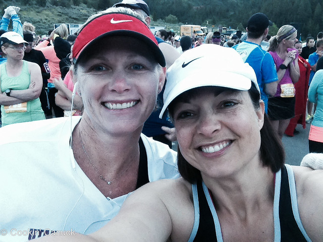 Half-Marathon Recap and Muscle Recovery Success | cookincanuck.com #runnin