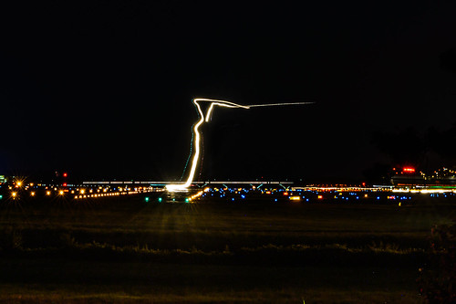 Landing at National Airport by Geoff Livingston