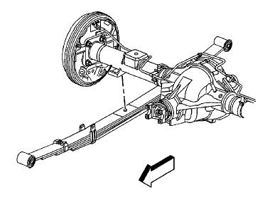 Leaf springs replacement   - Chevrolet Colorado & GMC Canyon