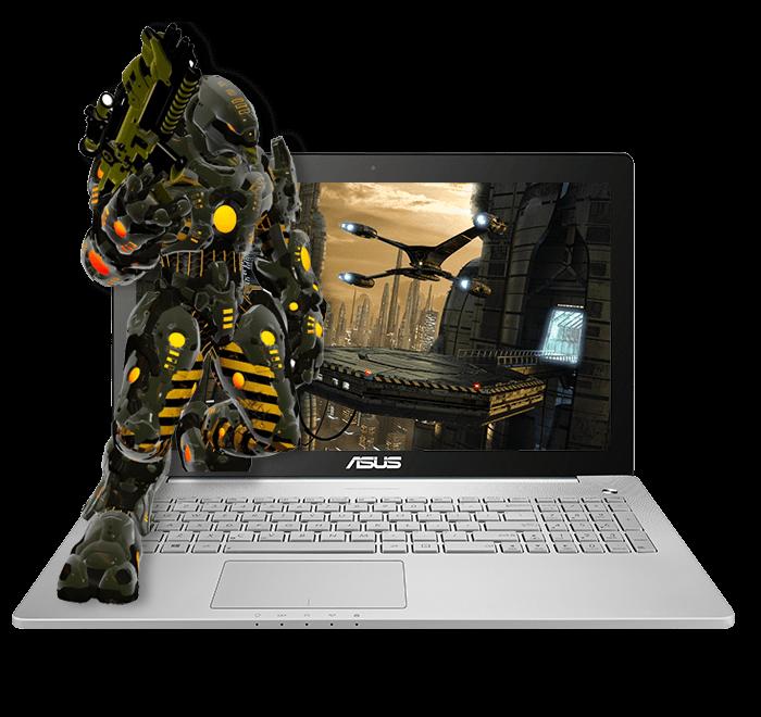 N550LF laptop tầm trung nghe nhạc tốt - 23813