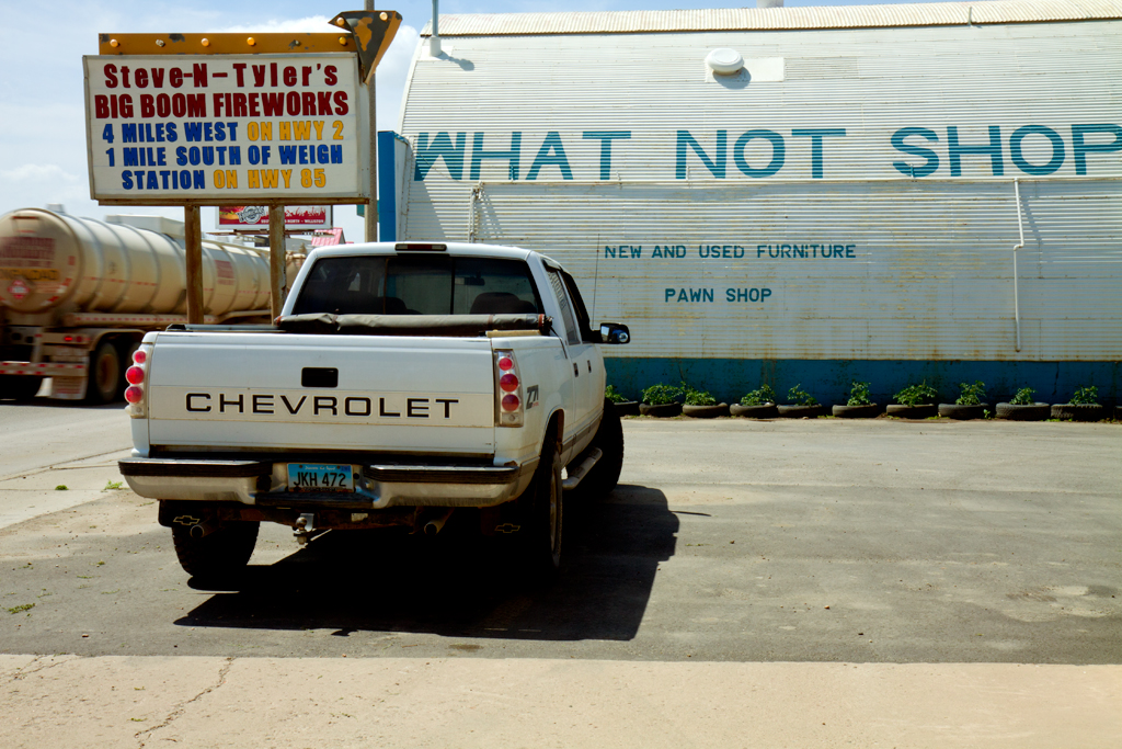 WHAT-NOT-SHOP--Williston