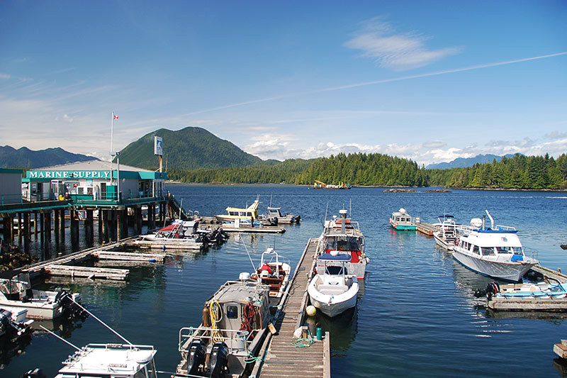 Tofino, West Coast Vancouver Island, British Columbia