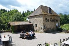 La Teverne Chateau de Montbrun - Photo of Champagnac-la-Rivière