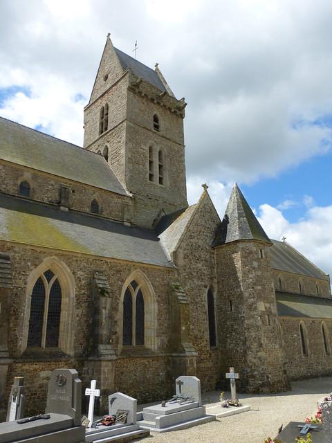 114 Église Saint-Pierre de Vesly
