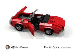 Alfa Romeo Duetto Spider (Series 105 / 115)