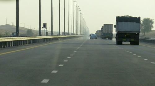 uae dubai rak rasalkhaimah highway drive autoroute autobahn