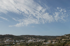 Ένας μήνας χωρίς βροχή - Προβληματίζει η παρατεταμένη ανομβρία στο νησί