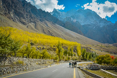Autumn in Sost, Gilgit Baltistan, Pakistan