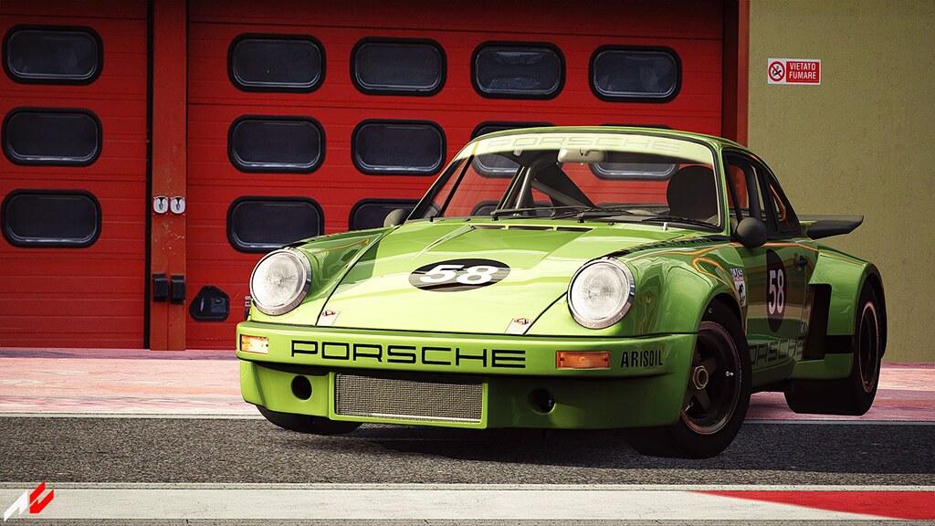 Porsche Carrera RSR 3.0 @Mugello