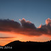 Last  nights sunset 26-10-16 by Gale's Photographs