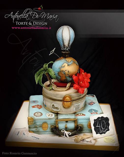 Cake by Antonella Di Maria Torte & Design