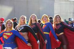 New York Comic Con 2016 - Supergirl